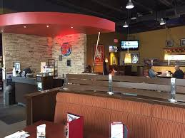 Inside Boston Pizza