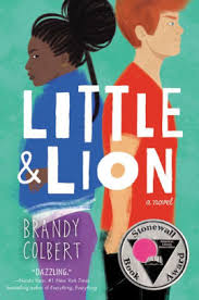 Little And Lion By Brandy Colbert Paperback