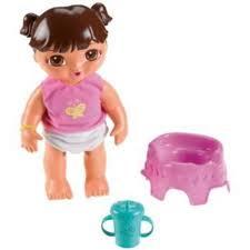 Dora Kitchen Play Set Walmart by Fisher Price Ready For Potty Dora Doll Walmart Com