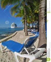 Lounge Chairs On The Beach In Cozumel, Mexico With A Cruise ... Lounge Chairs On The Beach Man Wearing Diving Nature Landscape Chairs On Beach Stock Picture Chair Towel Cover Microfiber Couple Holding Hands While Relaxing At A Paradise Photo Kozyard Cozy Alinum Yard Pool Folding Recling Umbrellas And Perfect Summer Tropical Resort Lounge Chair White Background Cartoon Illustration Rio Portable Bpack With Straps Of
