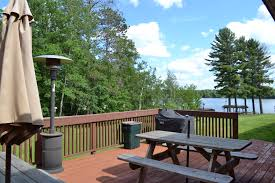 Sweetwater River Deck Events by Resources Hiawatha Lodge U0026 Inn