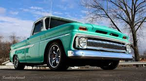 This Classic 1964 Chevrolet C10 Pickup LS3 V8 Is A Glorious Mashup ... 1964 Chevrolet C10 Fast Lane Classic Cars Chevy With 20 Chrome Ridler 645 Wheels Pickup Hot Rod Network Truck Ford F100 Classic American Pick Up Truck Stock Photo 62832004 Shortbed W Built 327muncie 4spd Ls1tech Camaro And Big Back Window Long Bed Custom Cab Time A New Fleetside Box For A Art Speed Car Gallery In Memphis Tn Brett Lisa Renee M Lmc Life Concept Of The Week General Motors Bison Design News