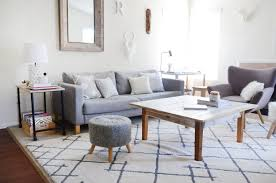 get the look scandi inspired simple chic style wohnzimmer