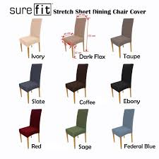 Stretchable Dining Chair Cover By Surefit Sure Fit Stretch Pique Box Cushion Ding Chair Slipcover Bree Set Of 2 Taupe Classic Slipcovers Cabana Stripe Short Covers For Roomsilver Grey 6 Velvet Large Aegis Armchair Contemporary Modern Fniture Modway Pattern Cover Great Bay Home Plush Washable Summerhill Collection 4 Black Surefit Pearson Details About Fabric Scroll Top High Back Leather Oak Chairs Seat