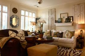 Safari Decorated Living Rooms by Living Bedroom House Decorating Ideas Pictures Comfortable Home