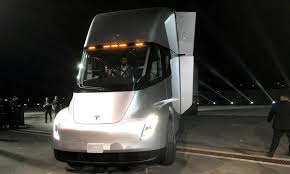 100 Tesla Semi Trucks Preordered By PepsiCo Tesla Semi Receives Order Of 30 More Electric Trucks From Walmart Tsi Truck Sales Canada Orders Semi As It Aims To Shed 2019 Volvo Vnl64t740 Sleeper For Sale Missoula Mt Tennessee Highway Patrol Using Hunt Down Xters On Daimlers New Selfdriving Drives Better Than A Person So Its B Automated System Helps Drivers Find Safe Legal Parking Red And White Big Rig Trucks With Grilles Standing In Line Bumpers Cluding Freightliner Peterbilt Kenworth Kw Rival Nikola Lands Semitruck Deal With King Beers Semitrucks Amazing Drag Racing Youtube