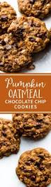Libbys Pumpkin Pie Mix Cookie Recipe by Chewy Pumpkin Oatmeal Chocolate Chip Cookies Sallys Baking Addiction