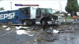Truck Crash Causes Minor Injuries, Major Mess | FOX40 Feds Invesgating Claim Fedex Truck Was On Fire Before Crash Time Crash Blocks Us 23 Ekbtv Pikeville Ky Horrible Accident Compilation Video Shocks Fiery Truck In Rialto Leaves At Least Five Dead And Closes Crazy Truck Crash Amazing Trucks Best Trailer Missauga Fire Firefighter Pleads Not Guilty Accidents 2015 Large Truckinvolved News Desimone Law Office Motorist Charged After Crashes Into Pole Chemainus Highway The Standard Engine Next Generation Car Dame Android Apps