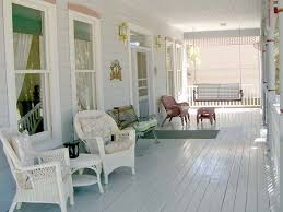 Beautiful Porch Of The House by My House My Farmhouse Andrea Dekker