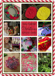 Easy Toddler Christmas Gifts For Family