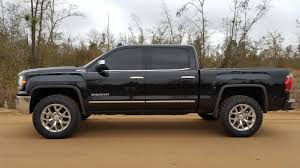 100 Gm Trucks Forum VWVortexcom 2015 GMC Sierra Needs Tires Shocks And