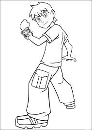 Ben 10 Coloring Pages Printable Free Online Sheets For Kids Get The Latest Images