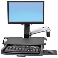 Ergotron Sit Stand Desk Manual by Standing Desks Ergotron User Manual Pdf Manuals Com
