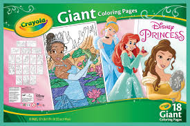The Art Gallery Crayola Giant Coloring Book