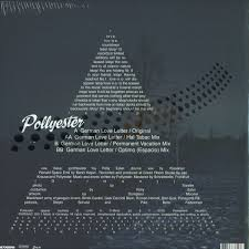 Pollyester German Love Letter Permanent Vacation PERMVAC0521