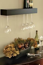 Under Cabinet Stemware Rack Walmart by Best 25 Wall Wine Glass Rack Ideas On Pinterest Wine Holders