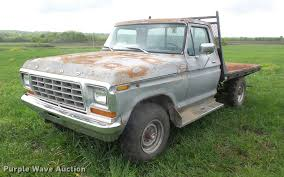 1979 Ford F250 Flatbed Pickup Truck | Item DA8186 | SOLD! Ma... 1979 Ford Trucks For Sale Junkyard Gem Ranchero 500 F150 For Classiccarscom Cc1052370 2019 20 Top Car Models Ranger Supercab Lariat Truck Chip Millard Makes Photographs Ford 44 Short Bed Lovely Lifted Youtube Courier Wikipedia Super 79 Crew Cab 4x4 Sweet Classic 70s Trucks Cars Michigan Muscle Old