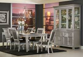 Modern Dining Room Sets With China Cabinet by Agata Contemporary Dining Room Set