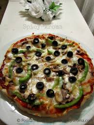 Homemade Pizza Recipe With Step By Pictures