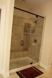 fiberglass shower pan bathroom contemporary with faucet glass