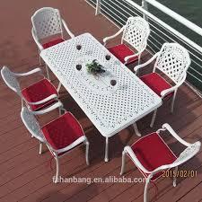 patio ideas white steel patio table luxurious iron patio