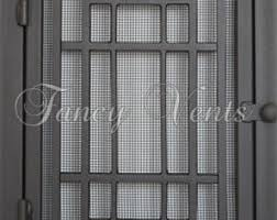 Decorative Return Air Grille Canada by Cold Air Return Etsy