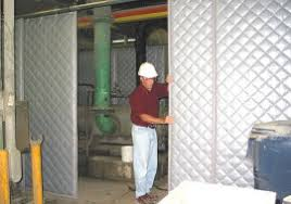 acoustic curtains acoustic curtains provide levels of sound and