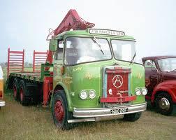 100 Atkinson Trucks L2066GXB Old Lorries Vintage Trucks Classic Trucks