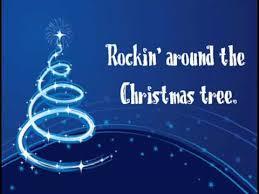 Who Sang Rockin Around The Christmas Tree by Christmas Brenda Lee Rockund The Christmas Tree Lyricsrock