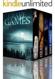 Grave Games A Collection Of Riveting Suspense Thrillers