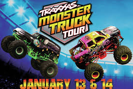 Traxxas Monster Truck Tour To Roll Into Kelowna – Salmon Arm Observer Aston Martin Unveils Monster Truck Program Called Project Sparta Sunday Sundaymonster Madness Seekonk Speedway Mtrl Thrill Show Franklin County Agricultural Society Axial Smt10 Grave Digger 4wd Rtr Axi90055 Cars 20 Things You Didnt Know About Monster Trucks As Jam Comes Huge Officially Licensed Removable Wall 112 Forge 2wd Greyorange Rizonhobby In Citrus Bowl Orlando Fl 2012 Full Episode Events Meltdown Summer Tour To Visit Shake Rattle Roll At Expo Center News I Went Anaheim And It Was Terrifying Inverse