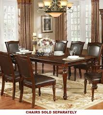 Dining Table With Bench And Chairs Medium Size Of The Best Brown Cherry Wood
