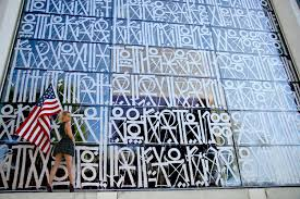 Big Ang Mural Brooklyn by Retna Lindsay Marie Mural Street Art Streetart Los Angeles