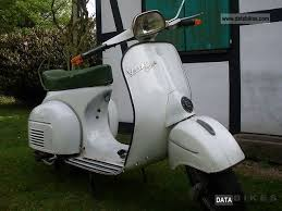 Vespa Sprint 150 VLB1T 1973 Vintage Classic And Old Bikes Photo