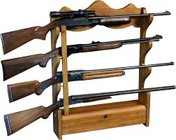 Diy Gun Rack Plans by Wooden Vertical Gun Rack Plans Diy Adam Kaela
