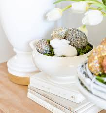 Pottery Barn Inspired Glitter Easter Eggs - The Home I Create Cfessions Of A Plate Addict How To Get The Pottery Barn Look Easter Tablescaping The Bitter Socialite Tablcapes Table Settings With Wisteria And Bunny 15 Best Snacks Easy Cute Ideas For Snack Recipes Inspired Glitter Eggs Home I Create Pottery Barn Bunny Belly Bowl New Easter Candy Dish Rabbit Table Casual Famifriendly Breakfast Entertaing Made Spring Setting Tulip Centerpiece 278 Best Bunniesceramic Images On Pinterest Bunnies 27 Diy Centerpieces Designs 2017