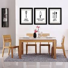 P32 Eat Well Wall Art Print Poster For Kitchen Decor Decorative Picture Home Decoration Frame