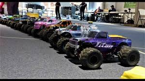 100 Monster Truck Race The 2016 Points Series Championships RC Racing