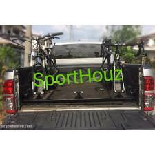 Custom Made Mild Steel Bicycle Rack For Pickup Truck / MPV, Sports ... Truck Beds Yakima Bike Rack For Review Of The Swagman Pick Up Bed Racks On A 2014 Ford F Lock American Bathtub Refinishers Locking Homemade Bicycle Just Really Cool Stuff Pinterest Bcca Apex 4 Discount Ramps Thule Rider 13 Steps With Pictures Buy Rage Powersports Mcbedrackextv2 Pickup Motorcycle Cheap Find Deals On Review Inno Truck Bed Bike Racks 2016 Ram 1500 Inrt201 Etrailer