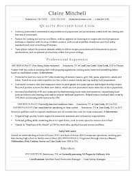 Sample Resume For Restaurant Server Examples Assistant Manager Objective