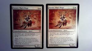 Mtg Red White Deck by 2x Kataki War U0027s Wage Modern Event Deck English See