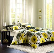 Yellow White And Gray Curtains by Bedroom Knockout Yellow Grey And White Bedroom Ideas Decorating