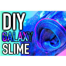 Slime Republic DIY Complete GALAXY Kit With Manual