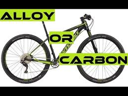 Cannondale F SI Alloy 700$ = FSI Carbon Buyer s Guide To What