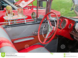 100 Convertible Chevy Truck 1957 Interior And Drive Thru Editorial Stock Photo