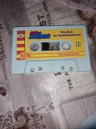 bibi blocksberg 6 die kuh im schlafzimmer cassette 1988