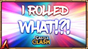 Castle Clash Pumpkin Duke Best Traits by Crazy F2p Daily Hero Roll 5th Builder Castle Clash Youtube