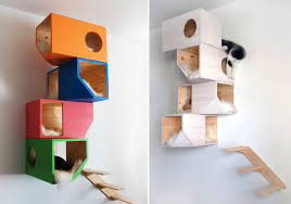 modern cat tower modern cat tree alternatives for up to date pets