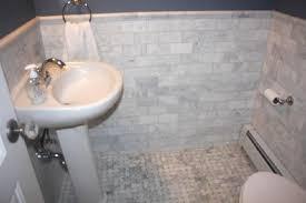 marble bathroom tile finest marble tile backsplash bathroom with