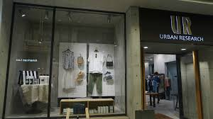 Urban Research Kyoto Is A Select Shop On The Popular Shopping Street Of Teramachi First Floor For Men And Second Women
